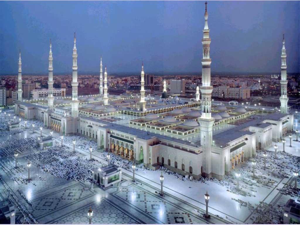 FLASHNET - ENERGY AWARE | City of Mecca, SAUDI ARABIA ...