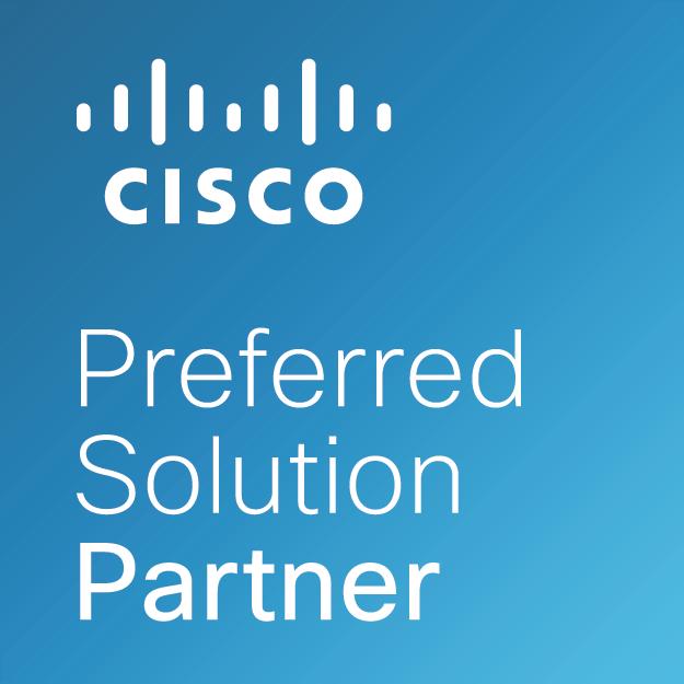 FLASHNET IS CISCO preferred solution partner