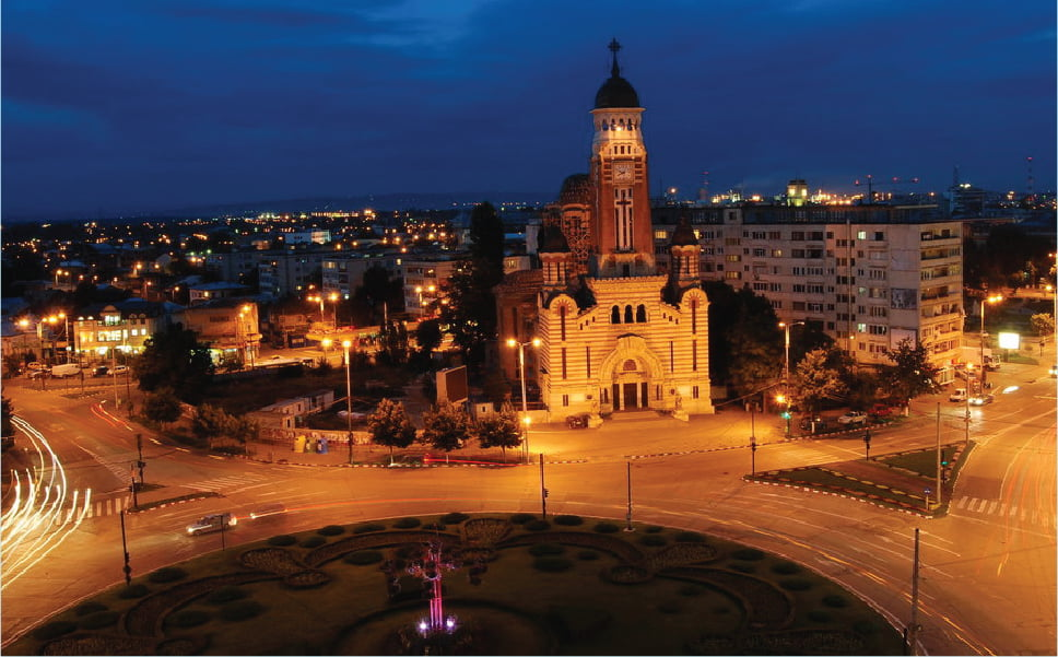 City Of Ploiesti Romania Flashnet Energy Aware