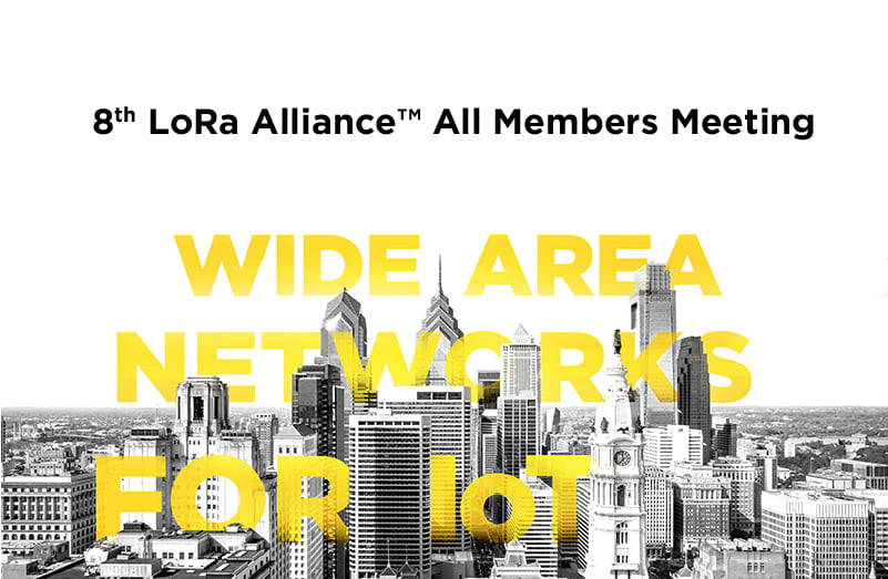 Flashnet will present their IoT Smart City vision and showcase inteliLIGHT® LoRaWAN™ compatible streetlight control to Philadelphia-area software developers, startups, universities, and municipalities - Philadelphia, PA – June 12-14, 2017