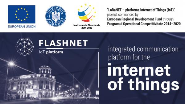 FLASHNET IoT platform_press release featured image