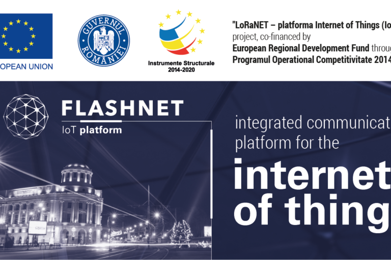 FLASHNET IoT platform_press release featured image