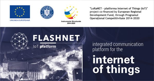 2019-09 FLASHNET IoT platform project completion press release