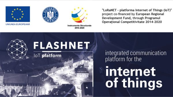 2019-09 FLASHNET IoT platform project completion press release