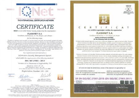 2020 Certificate FLASHNET_ISO-27001_2018