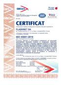 2021 Certificate FLASHNET_ISO-45001